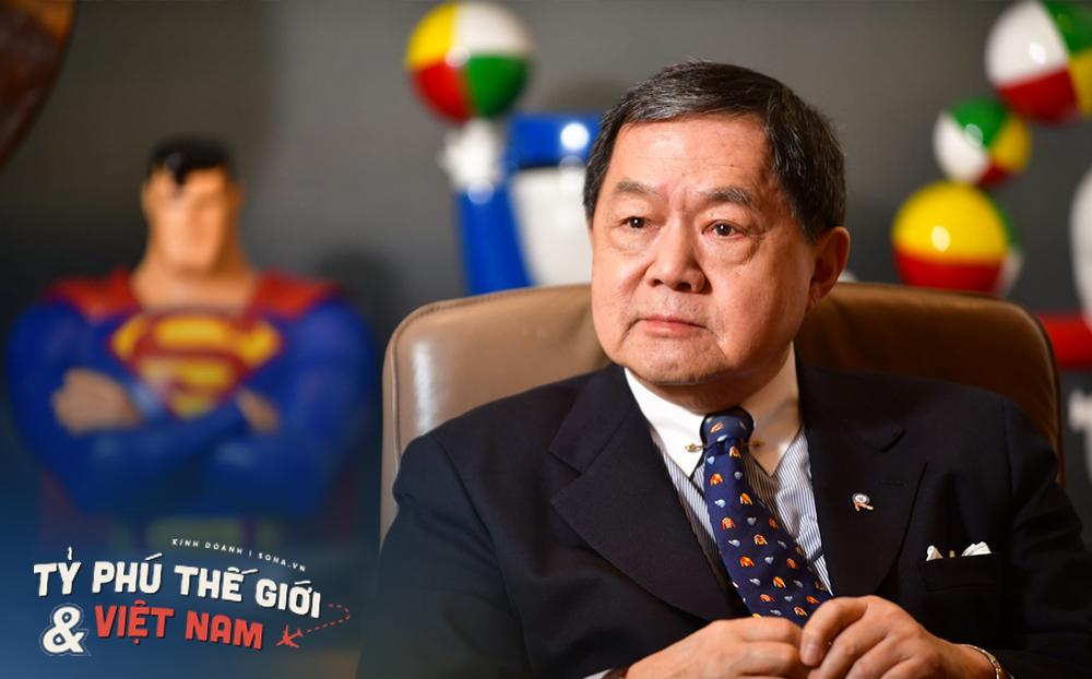 Tỷ phú Đài Loan với triết lý kinh doanh đủng đỉnh lạ thường tiết lộ 3 từ khiến ông quyết định chọn Việt Nam để đầu tư lớn