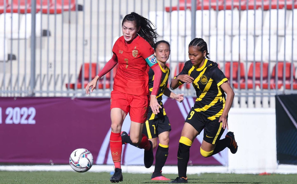 HẾT GIỜ Thái Lan 7-0 Palestine: Tạo ra