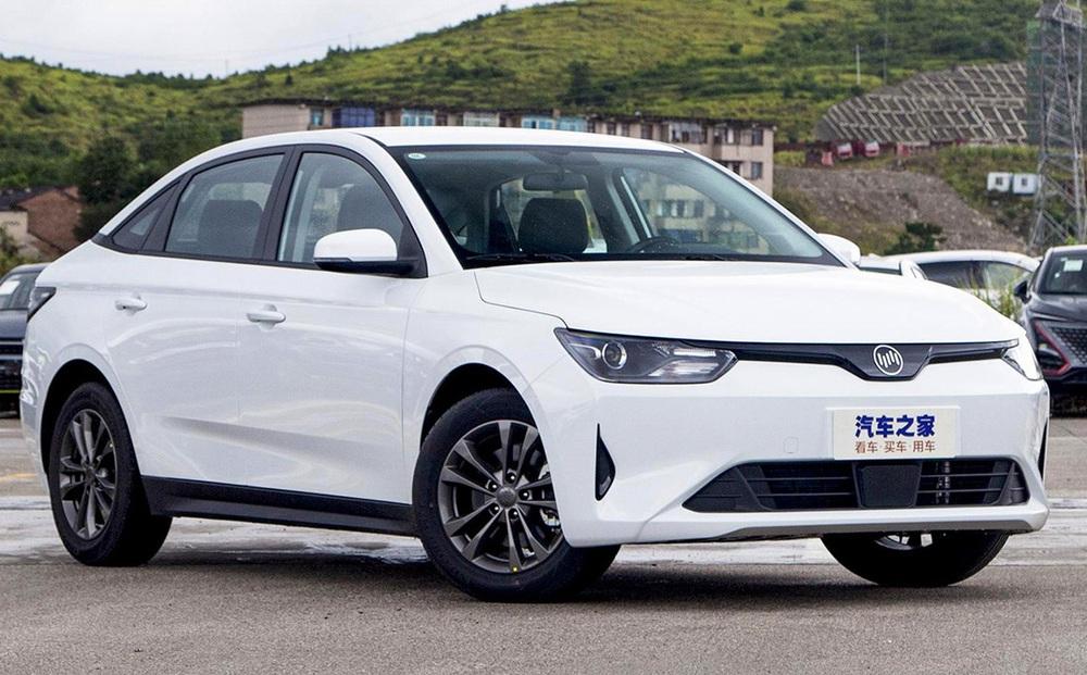 """Thêm mẫu ô tô điện Trung Quốc sẵn sàng """"xâm chiếm"""" thị trường Việt, đi 505 km khi sạc đầy"""