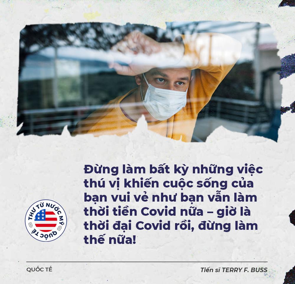 Thư từ nước Mỹ: Một đại dịch thầm lặng ập đến cùng COVID và nỗi tuyệt vọng khi gặp bác sĩ - Ảnh 7.
