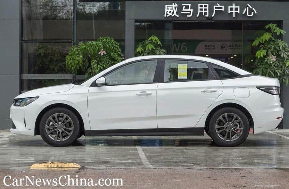 """Thêm mẫu ô tô điện Trung Quốc sẵn sàng """"xâm chiếm"""" thị trường Việt, đi 505 km khi sạc đầy - Ảnh 2."""