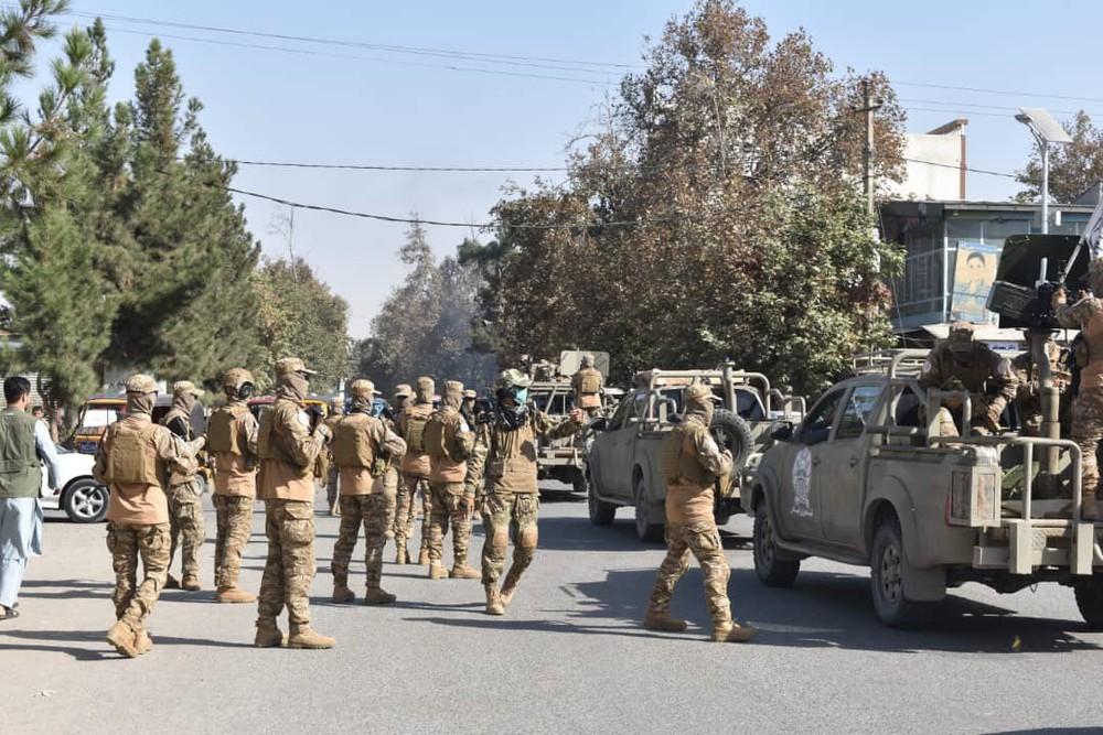 Xua quân tính diệt 1.800 lính Tajikistan, Taliban vừa tuyên chiến với Nga và đồng minh? - Ảnh 1.