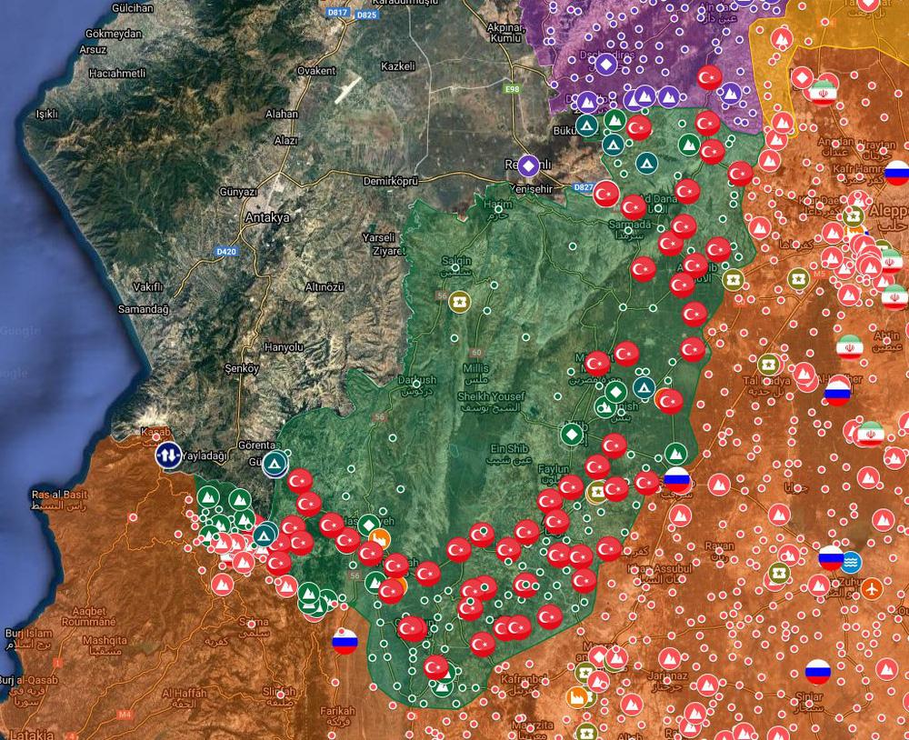 3 ngày trước giờ G ở Syria: Thổ sắp bỏ rơi đồng minh, mặc Nga tung hoành tại Idlib? - Ảnh 1.