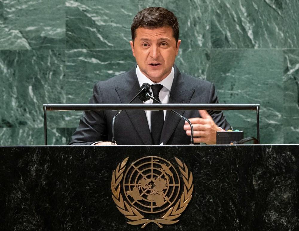 Ông Zelenskyy ngạo mạn xỉ vả TT Putin, kêu gọi Mỹ-NATO đánh Nga: Càng gào thét, càng vô vọng! - Ảnh 1.