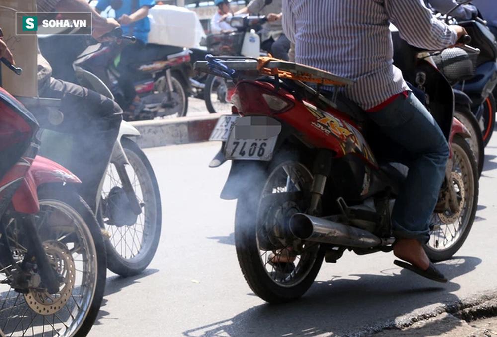 Cục CSGT: Việc bắt buộc kiểm tra khí thải hàng chục triệu xe máy là để bảo vệ người dân, không nhằm mục đích xử phạt - Ảnh 5.