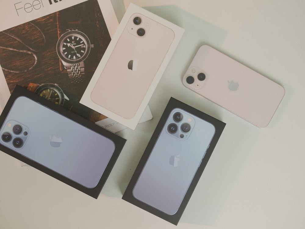 Ngắm iPhone 13 đầu tiên về Việt Nam: chỉ có hai từ xuất sắc - Ảnh 7.