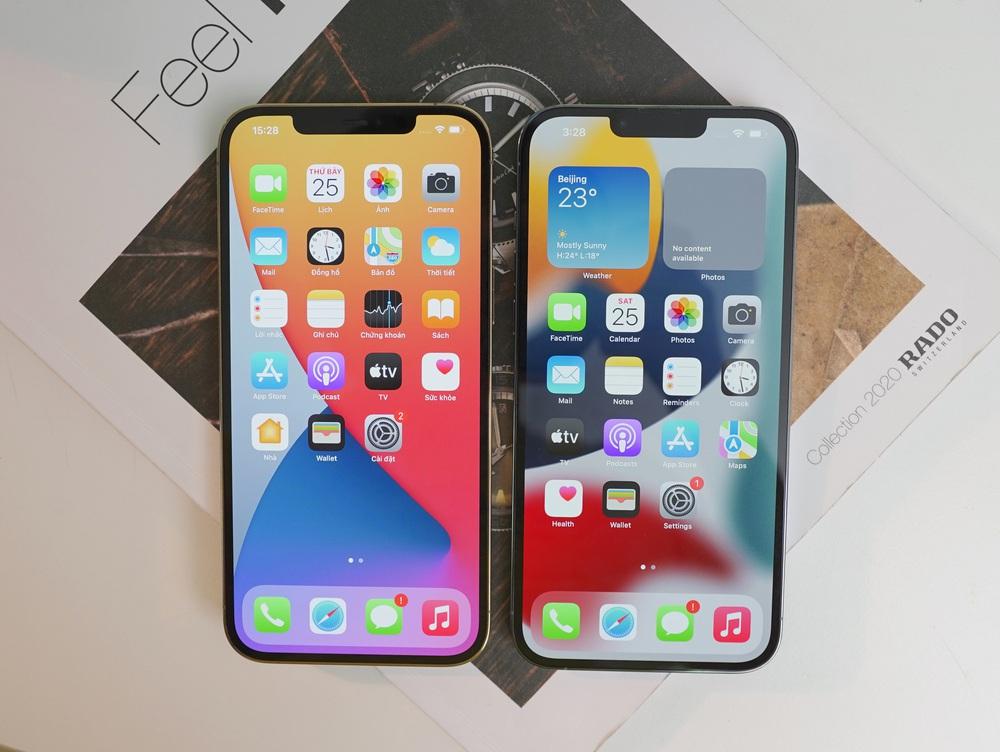 Ngắm iPhone 13 đầu tiên về Việt Nam: chỉ có hai từ xuất sắc - Ảnh 6.