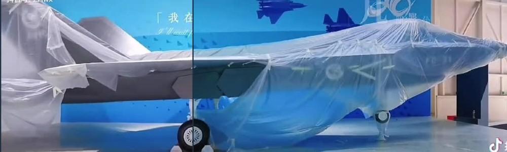 Bí ý tưởng hút khách ở Zhuhai-2021, Trung Quốc thuổng luôn bài vở của Su-75 Checkmate? - Ảnh 5.