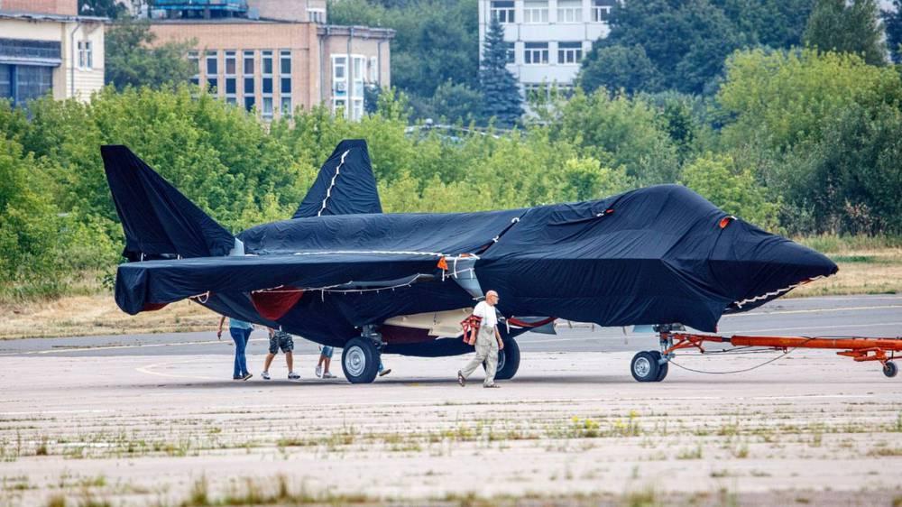 Bí ý tưởng hút khách ở Zhuhai-2021, Trung Quốc thuổng luôn bài vở của Su-75 Checkmate? - Ảnh 7.