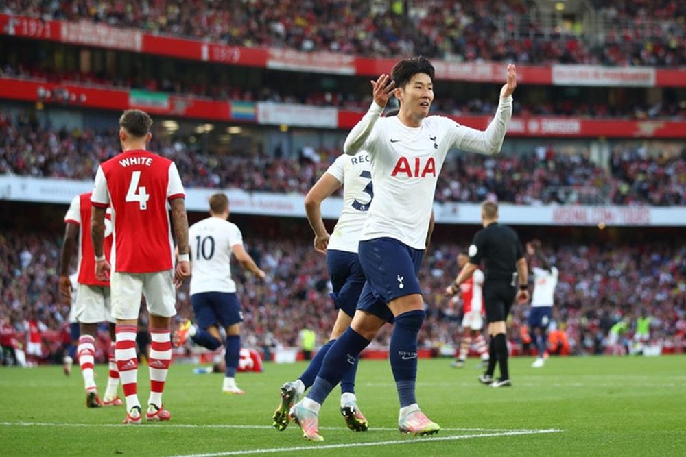 Hàng công rực cháy giúp Arsenal nghiền nát Tottenham ngay trong 30 phút hiệp 1 - Ảnh 11.