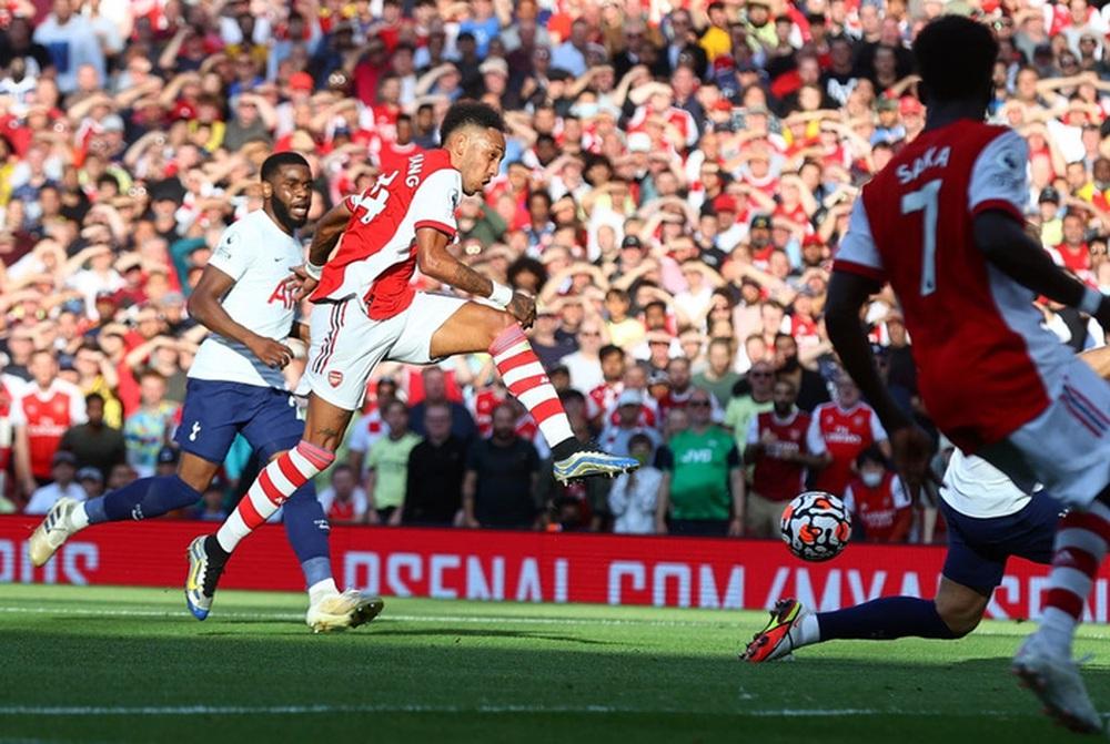 Hàng công rực cháy giúp Arsenal nghiền nát Tottenham ngay trong 30 phút hiệp 1 - Ảnh 4.