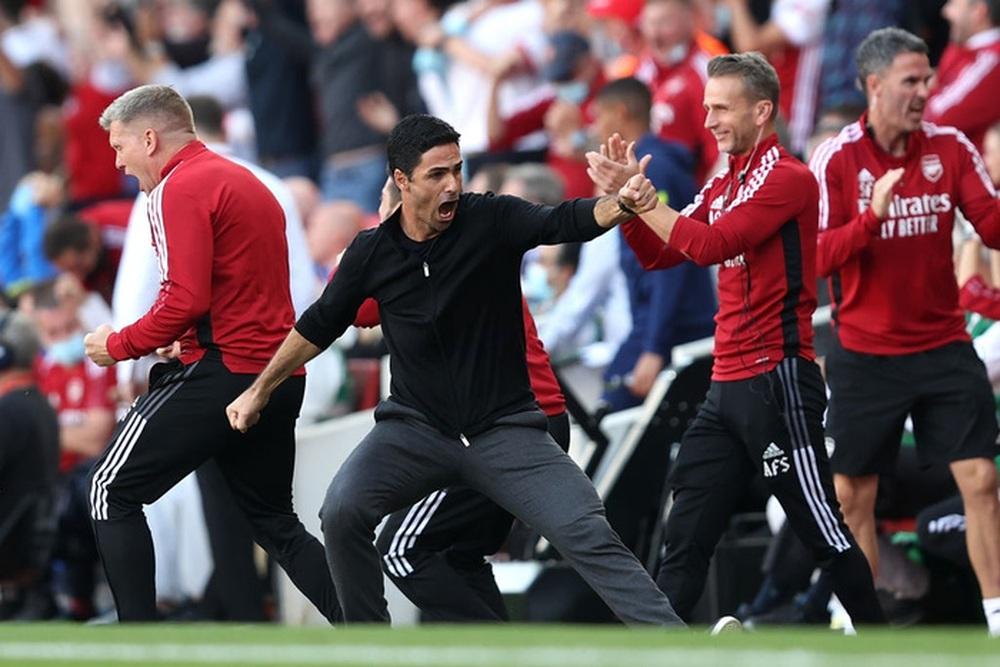 Hàng công rực cháy giúp Arsenal nghiền nát Tottenham ngay trong 30 phút hiệp 1 - Ảnh 6.