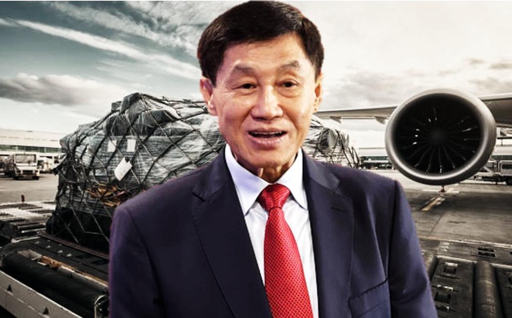 'Vua hàng hiệu' Johnathan Hạnh Nguyễn vẫn nuôi tham vọng lập hãng bay, chi 3,5 tỷ USD mua 10 máy bay Boeing 777F