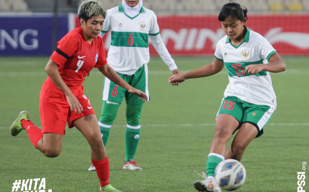Toàn thắng tại vòng loại, Indonesia giành vé dự Asian Cup theo kịch bản