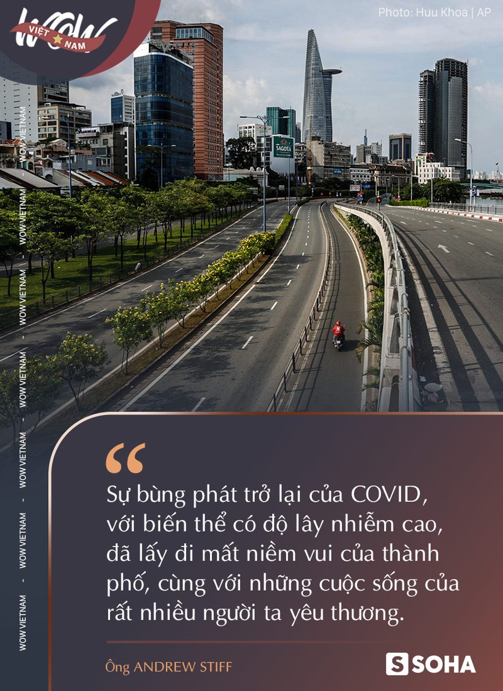 Khi mở cửa trở lại, mùi vị của cuộc sống Sài Gòn thậm chí sẽ còn đặc biệt hơn nữa - Ảnh 1.