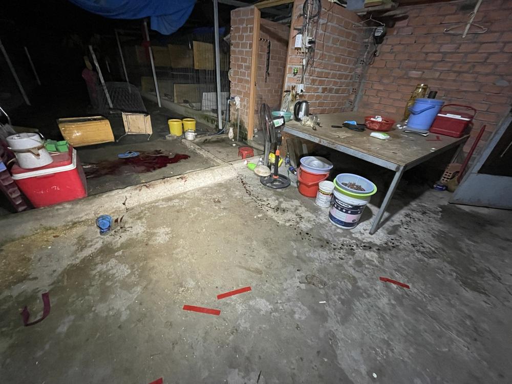 Vụ án mạng kinh hoàng ở quận 7: Mang một phần thi thể nạn nhân để trước cửa rồi lững thững đi bộ về nhà - Ảnh 5.