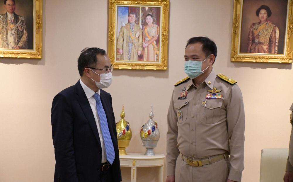 Thái Lan tạo điều kiện cho AstraZeneca xuất vaccine sang Việt Nam