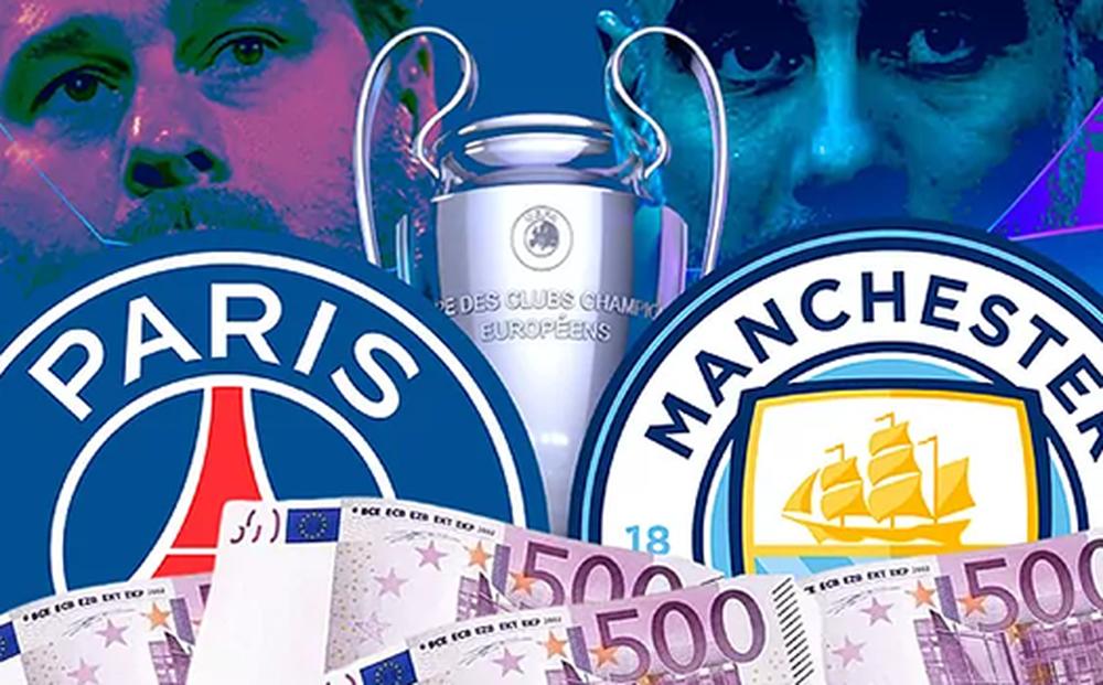PSG - Man City là trận đấu đắt giá nhất thế giới