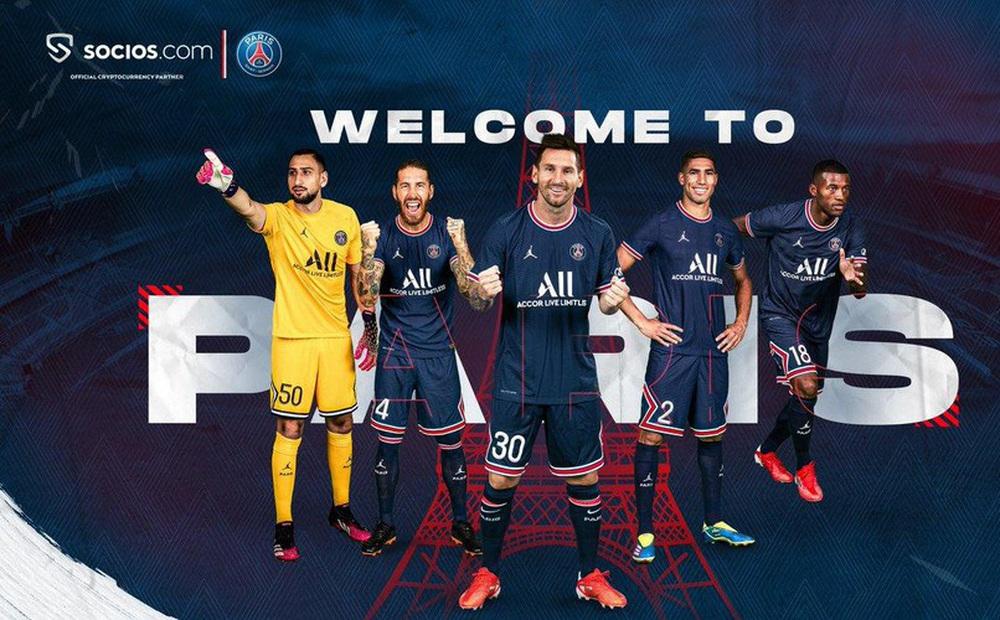 Ngôi sao PSG không tin Messi sẽ vô địch Champions League mùa này