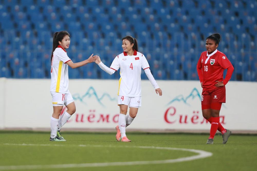Sau kỷ lục 16-0, ĐT Việt Nam sẽ đè bẹp đối thủ ngay sân khách để vào VCK giải châu Á? - Ảnh 1.
