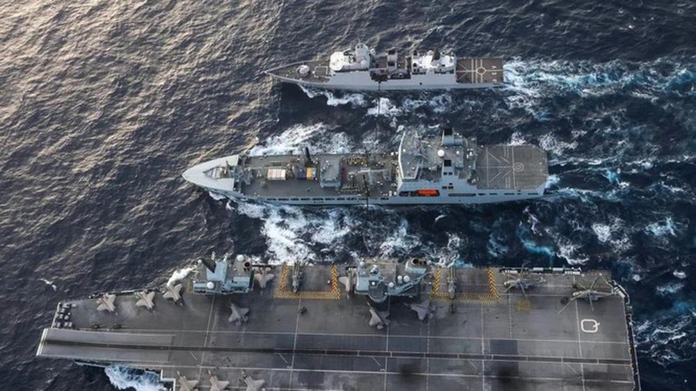 """""""Trung Quốc không phải địch thủ của NATO"""", Ngoại trưởng Vương Nghị khẳng định - Ảnh 1."""