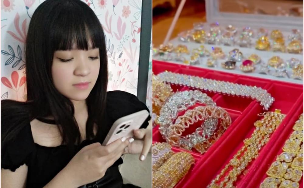 """Bà trùm Đại Nam khoe cận cảnh """"mâm kim cương"""" của ái nữ, tiết lộ loại 5 - 10 carat không thèm đeo!"""