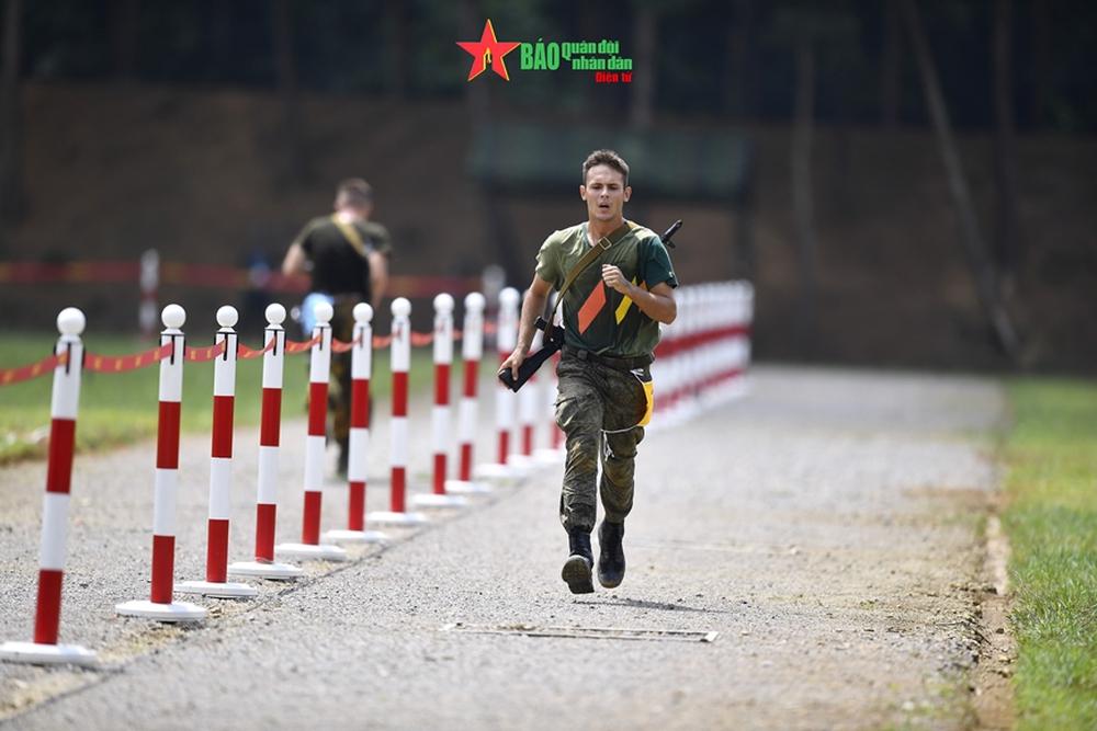 Army Games 2021: Lính bắn tỉa Việt Nam đã làm nên điều phi thường - Quốc tế thán phục - Ảnh 2.