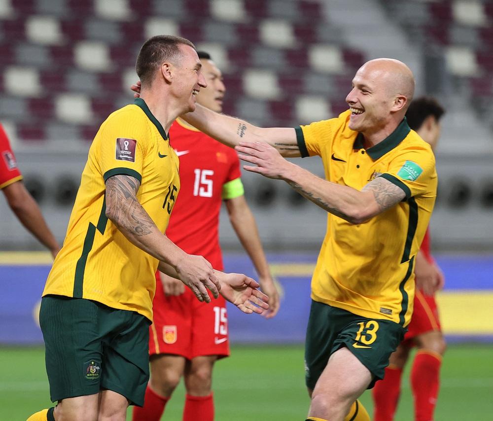 """Báo Australia mỉa mai: """"Chúng ta đá với tuyển Trung Quốc cứ như cảnh mèo vờn chuột vậy - Ảnh 1."""