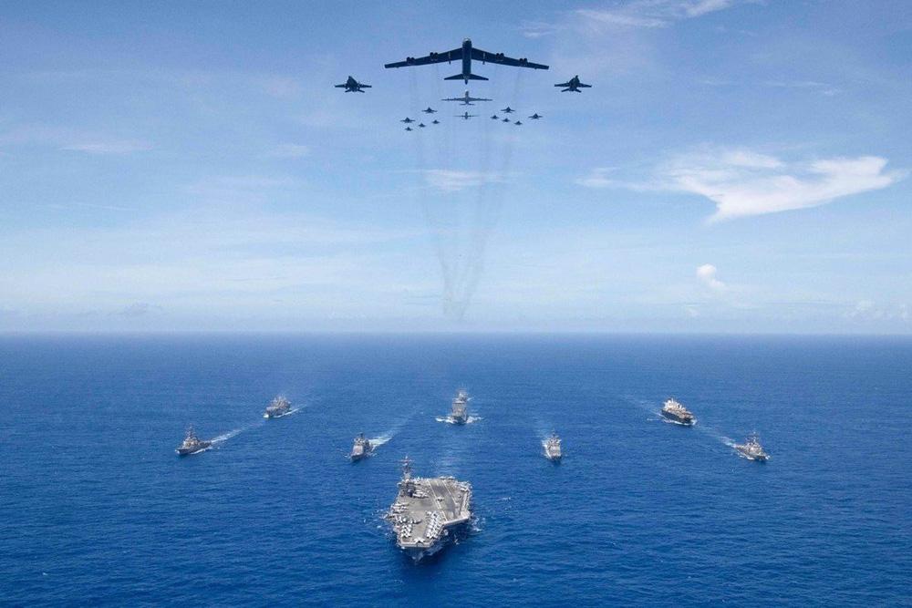 Không quân Trung Quốc ra oai - Chuyên gia lắc đầu: Chỉ là ếch ngồi đáy giếng thôi! - Ảnh 2.