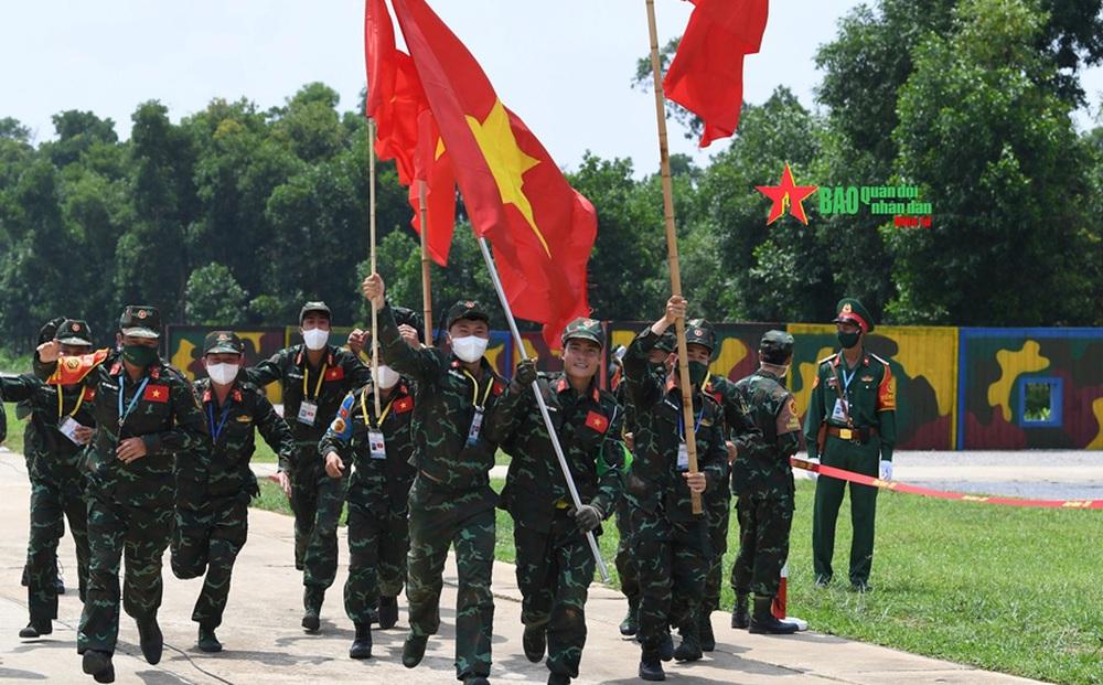 Army Games 2021: Lính bắn tỉa Việt Nam đã làm nên điều phi thường - Quốc tế thán phục