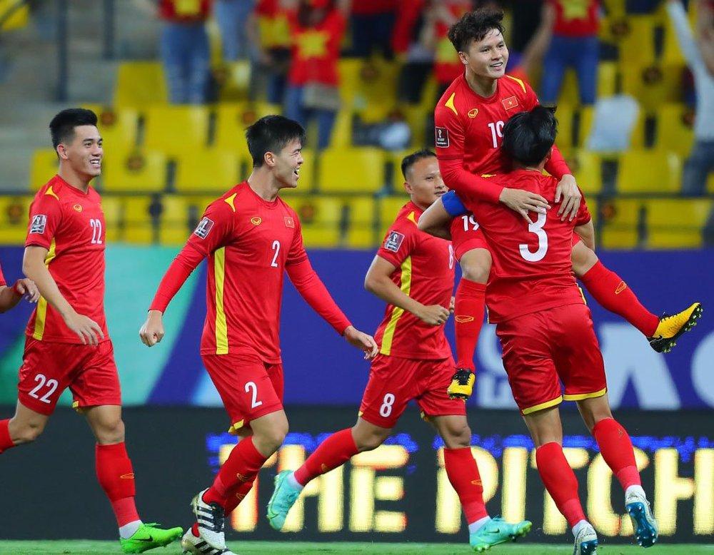 Thi đấu quật cường trước Ả Rập Xê Út, Việt Nam nhận được lời động viên từ các CĐV quốc tế - Ảnh 2.