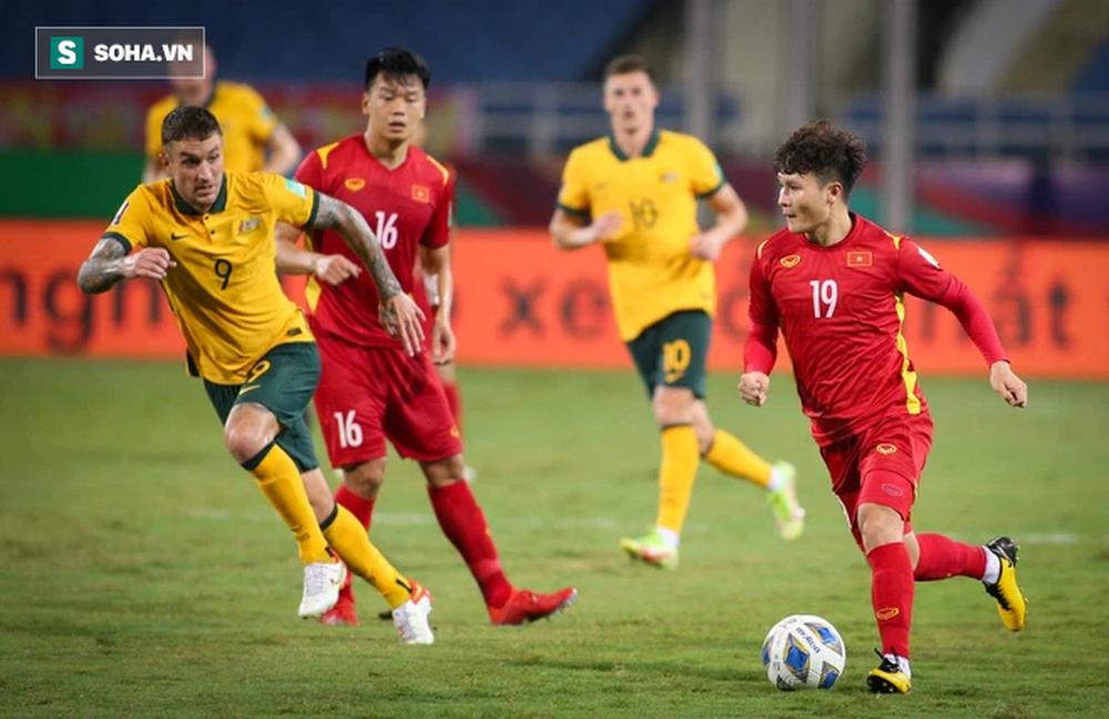 Công Phượng hợp để làm cầu thủ dự bị, hiệp 2 vào sân và tạo đột biến trước Trung Quốc - Ảnh 3.
