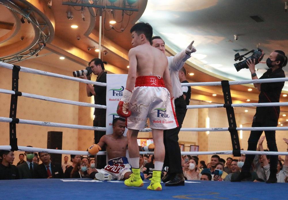 Thêm một võ sĩ Việt Nam góp mặt tại sự kiện boxing tranh đai WBO Oriental - Ảnh 3.