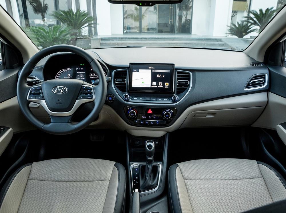 Hyundai Accent 2021 giảm còn dưới 400 triệu: Không phải giá cả, 3 lý do này mới thật sự khiến mẫu xe 'quốc dân' Toyota Vios đau đầu! - Ảnh 3.