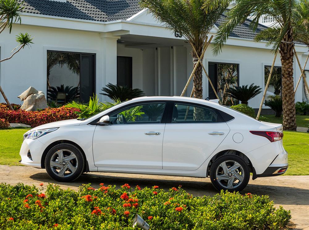 Hyundai Accent 2021 giảm còn dưới 400 triệu: Không phải giá cả, 3 lý do này mới thật sự khiến mẫu xe 'quốc dân' Toyota Vios đau đầu! - Ảnh 5.