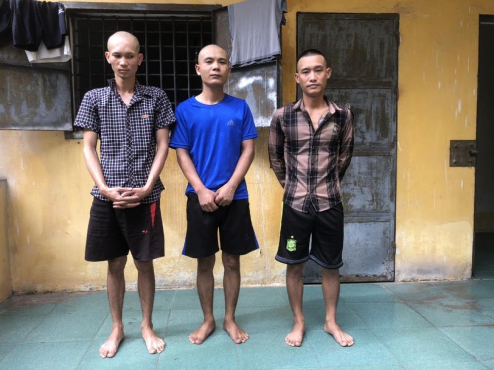 Quảng Ninh triệt phá tụ điểm ma túy, tạm giữ hình sự 4 đối tượng - Ảnh 1.