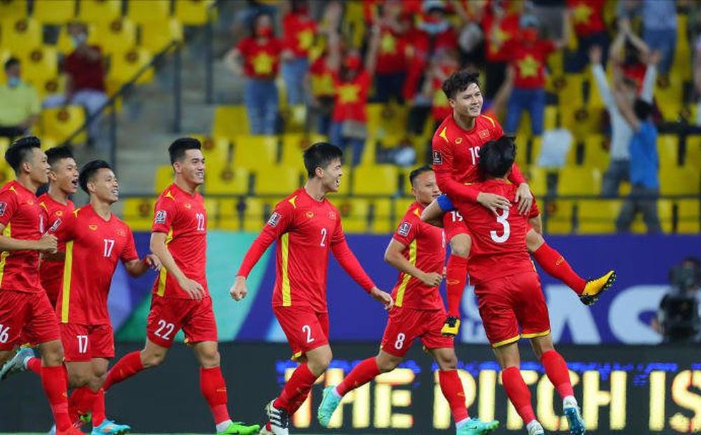 AFC vinh danh 'bàn thắng lịch sử' của ĐT Việt Nam