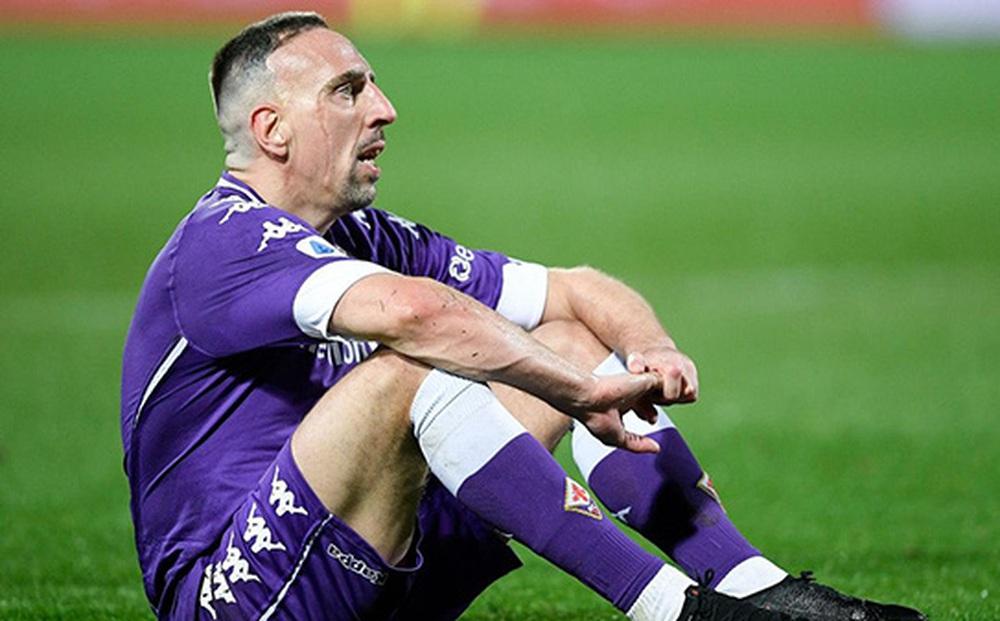 Xong! Franck Ribéry vất vả tìm được bến đỗ mới
