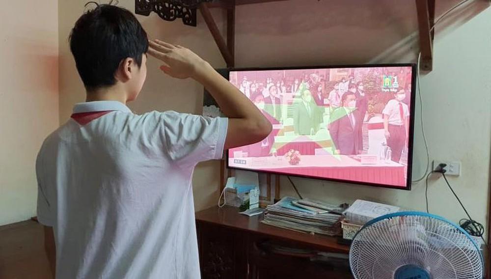 Lễ khai giảng đặc biệt của học sinh Hà Nội và cả nước - Ảnh 1.