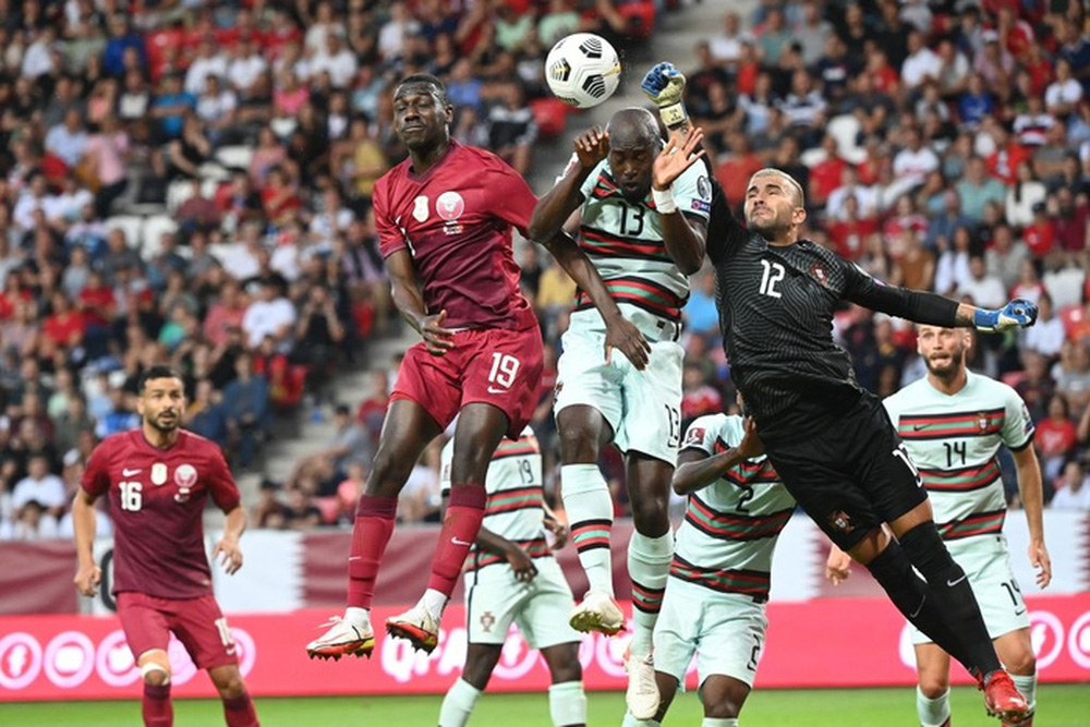 Bồ Đào Nha dễ dàng đánh bại Qatar trong ngày không có Ronaldo - Ảnh 3.
