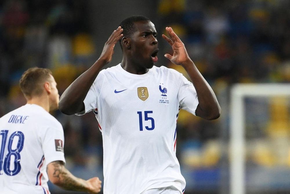 Chân gỗ tỏa sáng, Pháp vẫn để Ukraine cầm hòa 1-1 sau 90 phút - Ảnh 8.