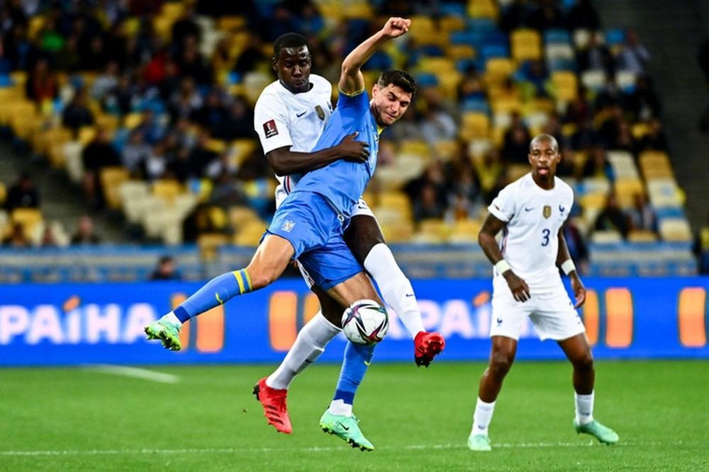 Chân gỗ tỏa sáng, Pháp vẫn để Ukraine cầm hòa 1-1 sau 90 phút - Ảnh 10.