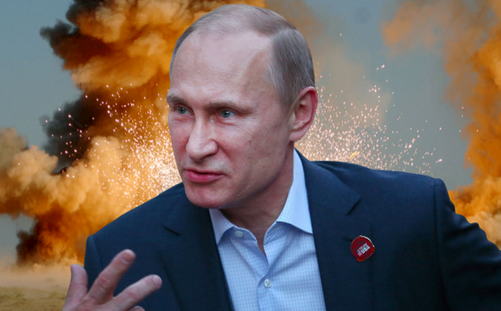 """Khác biệt đến từ đẳng cấp Putin - Nga thắng to ở Syria, Mỹ """"thua sấp mặt"""" ở Afghanistan!"""