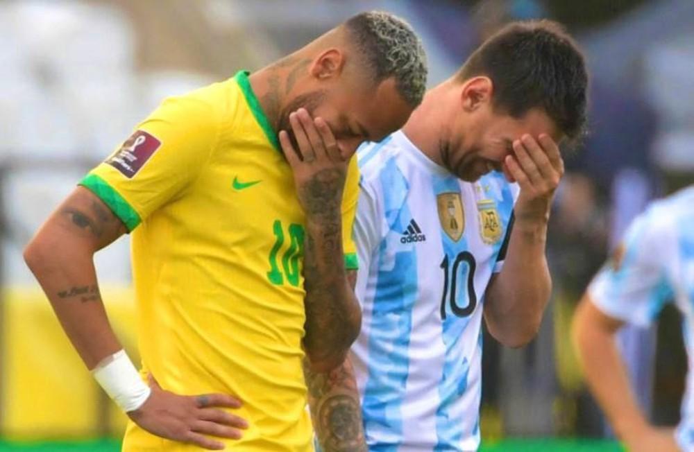 Messi tố cáo âm mưu của Brazil trong trận Siêu kinh điển Nam Mỹ - Ảnh 1.