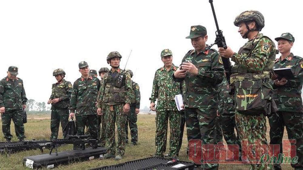 Súng bắn tỉa siêu hạng trong biên chế Quân đội Việt Nam: Đỉnh cao thế giới - Ảnh 11.
