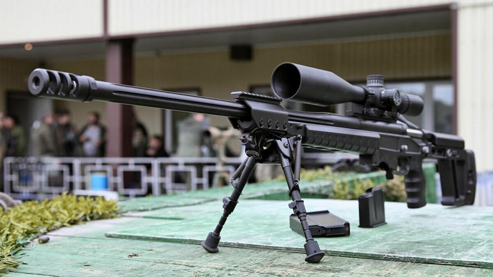 Súng bắn tỉa siêu hạng trong biên chế Quân đội Việt Nam: Đỉnh cao thế giới - Ảnh 3.