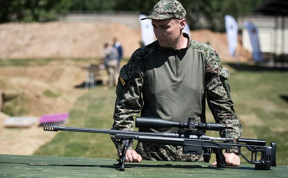 Súng bắn tỉa siêu hạng trong biên chế Quân đội Việt Nam: Đỉnh cao thế giới - Ảnh 9.
