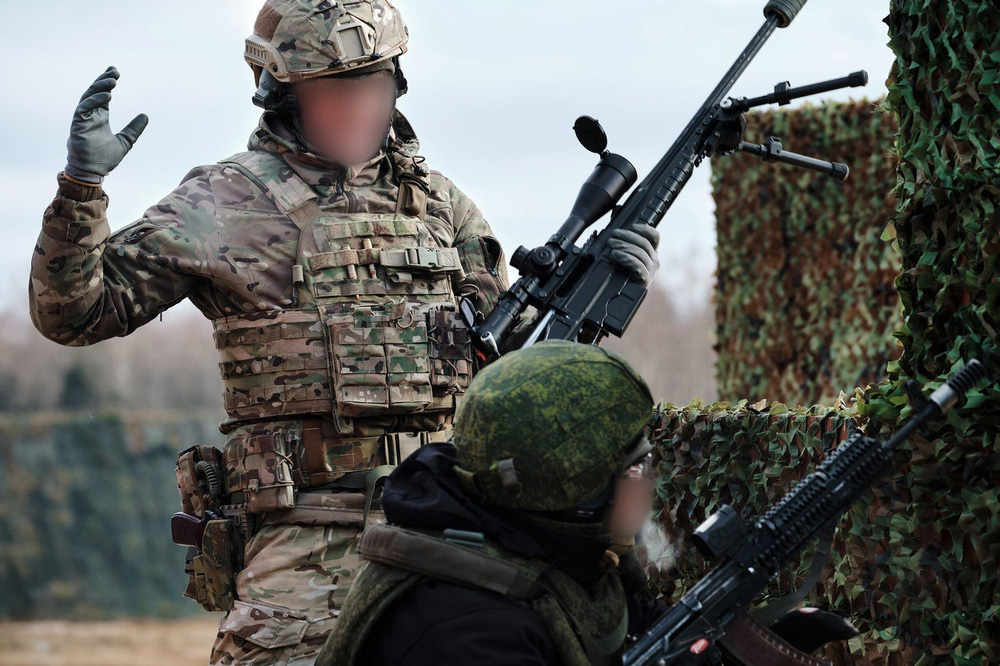 Súng bắn tỉa siêu hạng trong biên chế Quân đội Việt Nam: Đỉnh cao thế giới - Ảnh 10.