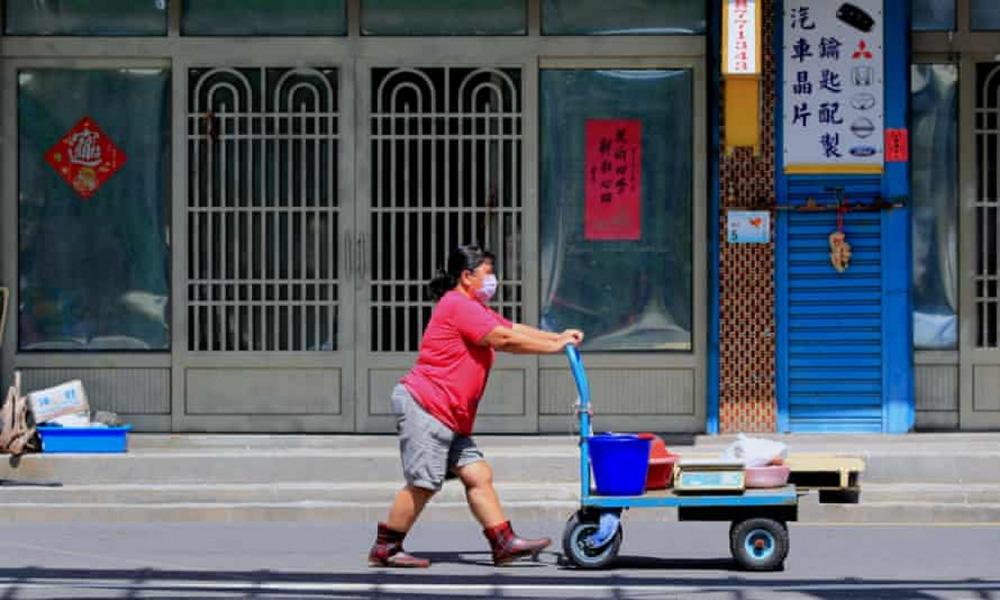 Kinh nghiệm chống biến thể Delta của một thị trấn nhỏ bé tại Đài Loan (Trung Quốc) - Ảnh 1.