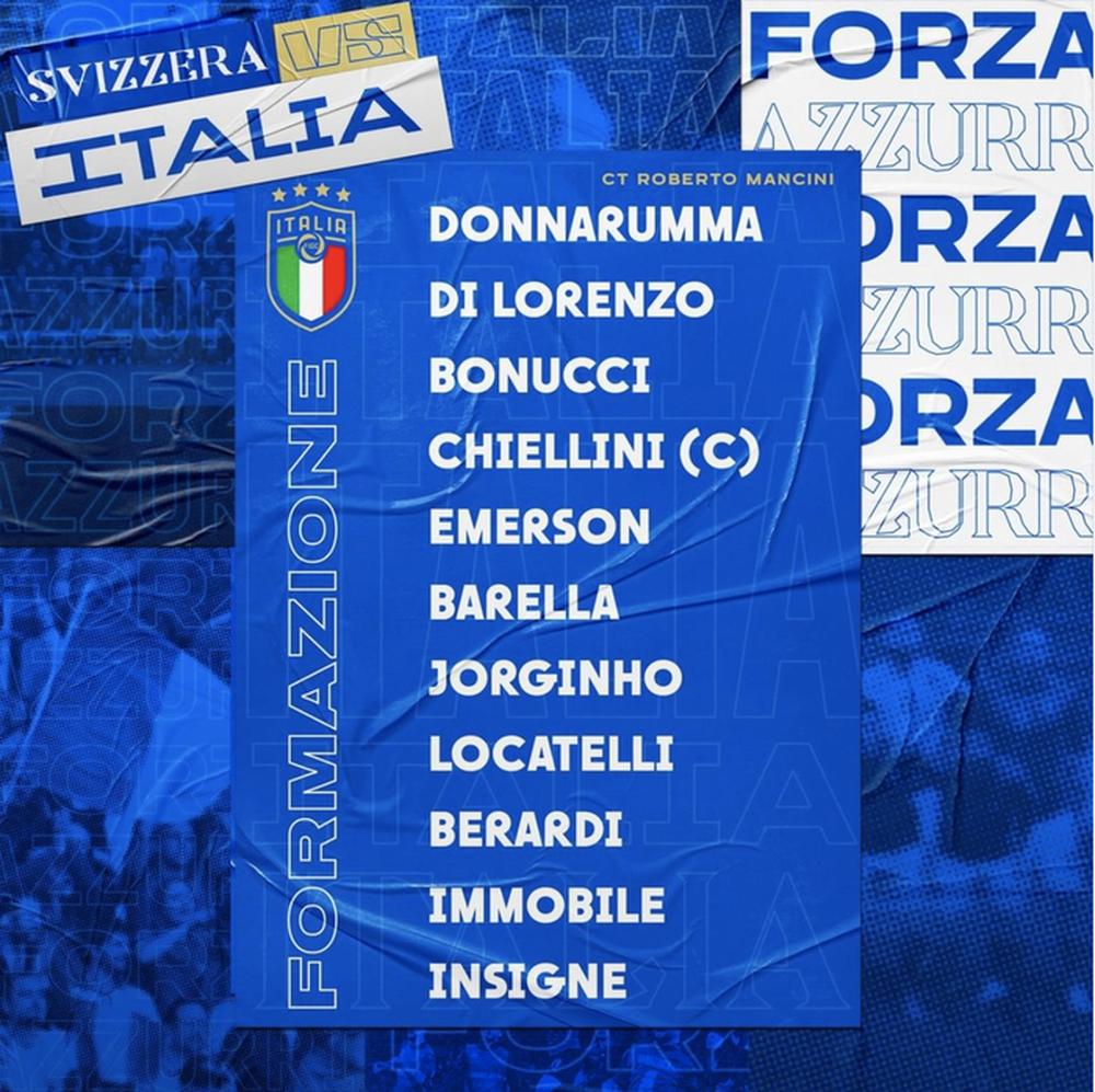 Jorginho đá hỏng 11m, Italy hoà Thuỵ Sĩ trong trận cầu không bàn thắng - Ảnh 12.